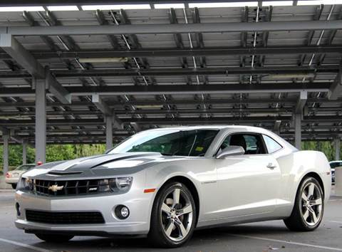 2012 Chevrolet Camaro for sale at BAY AREA CAR SALES in San Jose CA