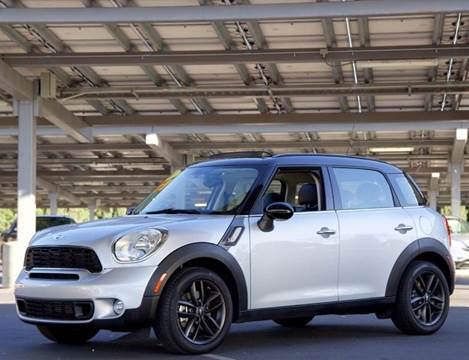 2013 MINI Countryman for sale at BAY AREA CAR SALES in San Jose CA