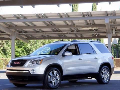 2010 GMC Acadia for sale at BAY AREA CAR SALES in San Jose CA