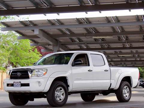 2008 Toyota Tacoma for sale at BAY AREA CAR SALES in San Jose CA