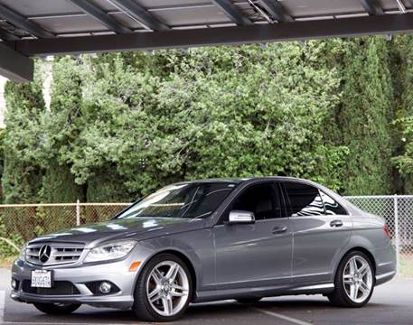 2010 Mercedes-Benz C-Class for sale at BAY AREA CAR SALES in San Jose CA