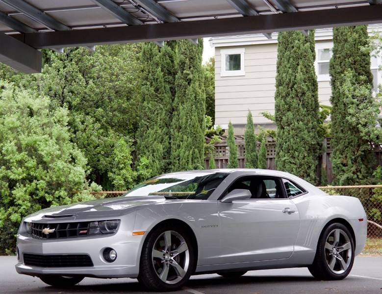 2012 Chevrolet Camaro for sale at BAY AREA CAR SALES in San Jose CA