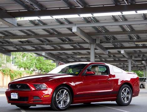 2014 Ford Mustang for sale at BAY AREA CAR SALES in San Jose CA