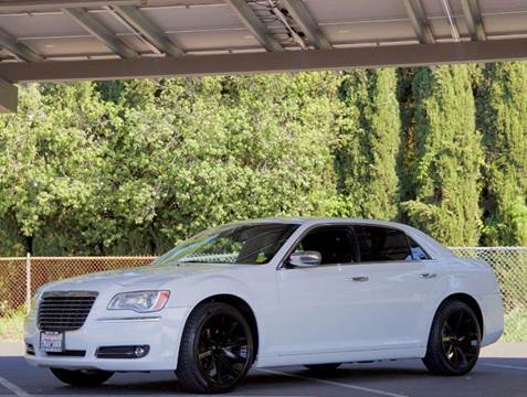 2011 Chrysler 300 for sale at BAY AREA CAR SALES in San Jose CA