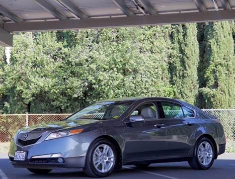 2010 Acura TL for sale at BAY AREA CAR SALES in San Jose CA