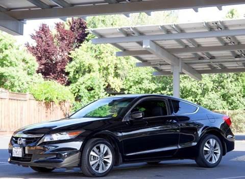 2012 Honda Accord for sale at BAY AREA CAR SALES in San Jose CA