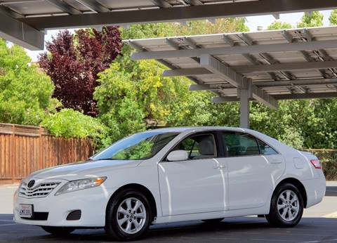 2011 Toyota Camry for sale at BAY AREA CAR SALES in San Jose CA