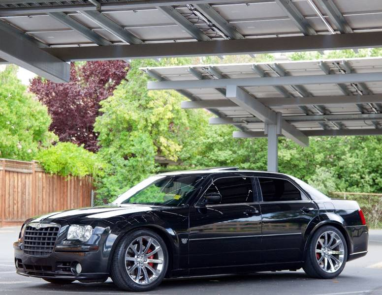 2007 Chrysler 300 for sale at BAY AREA CAR SALES in San Jose CA