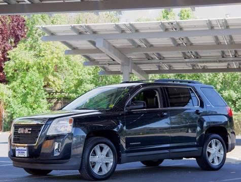 2010 GMC Terrain for sale at BAY AREA CAR SALES in San Jose CA