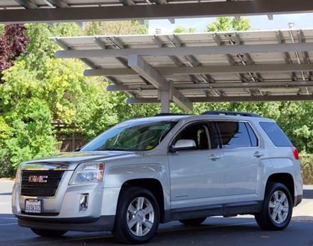 2012 GMC Terrain for sale at BAY AREA CAR SALES in San Jose CA