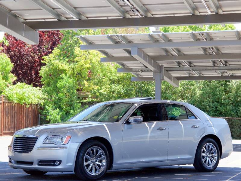 2012 Chrysler 300 for sale at BAY AREA CAR SALES in San Jose CA
