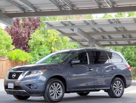 2013 Nissan Pathfinder for sale at BAY AREA CAR SALES in San Jose CA