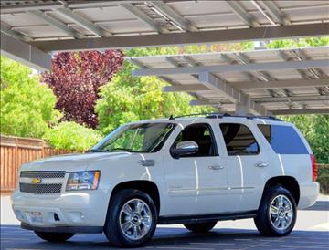2010 Chevrolet Tahoe for sale at BAY AREA CAR SALES in San Jose CA