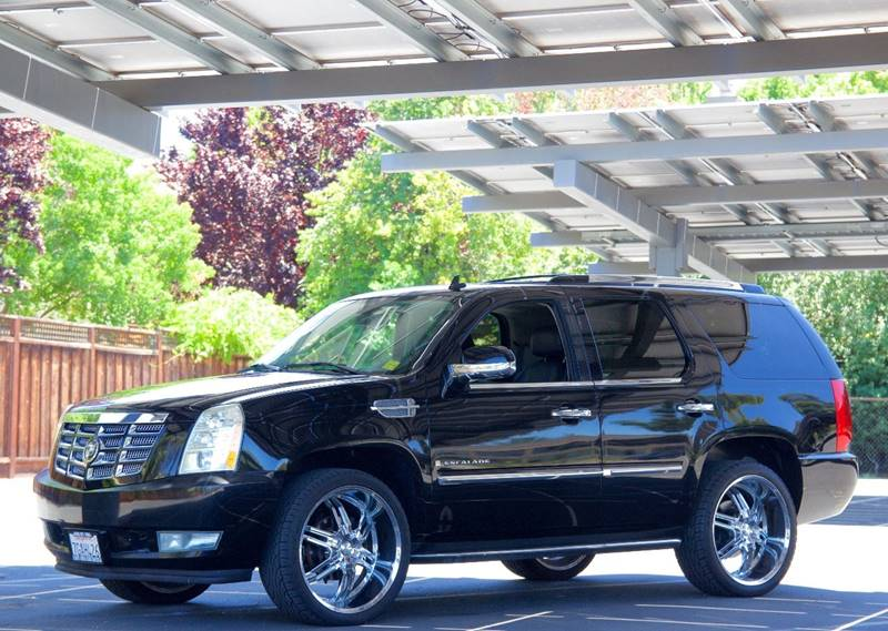 2008 Cadillac Escalade for sale at BAY AREA CAR SALES in San Jose CA