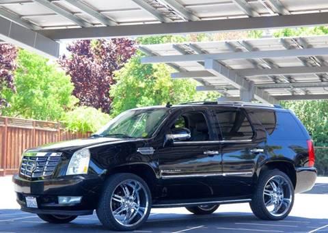 2008 Cadillac Escalade for sale at BAY AREA CAR SALES in San Jose CA