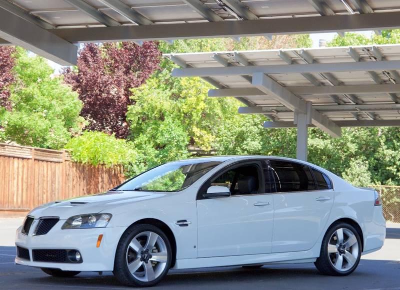 2008 Pontiac G8 Gt In San Jose Ca Bay Area Car Sales