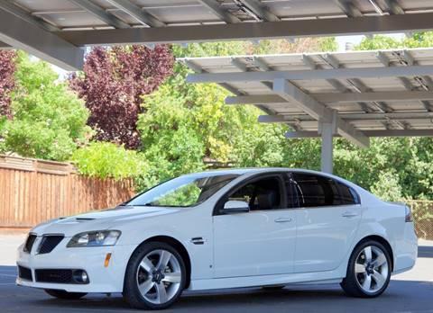 2008 Pontiac G8 for sale at BAY AREA CAR SALES in San Jose CA