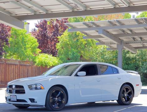 2013 Dodge Charger for sale at BAY AREA CAR SALES in San Jose CA