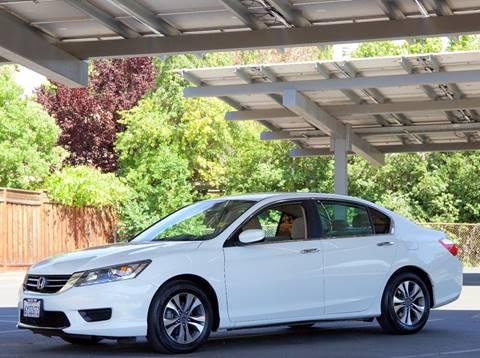 2013 Honda Accord for sale at BAY AREA CAR SALES in San Jose CA