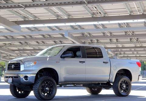 2008 Toyota Tundra for sale at BAY AREA CAR SALES in San Jose CA