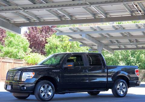 2012 Ford F-150 for sale at BAY AREA CAR SALES in San Jose CA