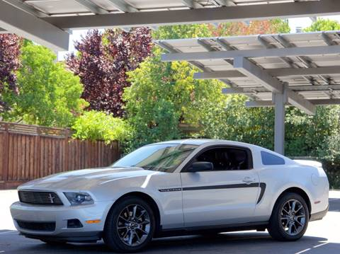 2011 Ford Mustang for sale at BAY AREA CAR SALES in San Jose CA