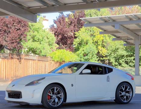 2013 Nissan 370Z for sale at BAY AREA CAR SALES in San Jose CA