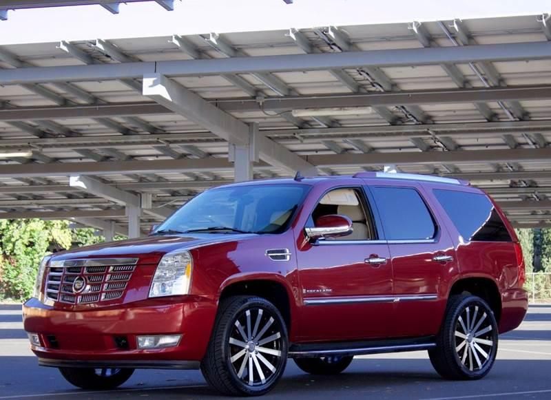2007 Cadillac Escalade In San Jose Ca Bay Area Car Sales
