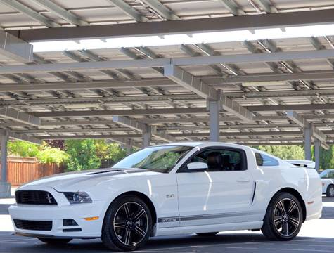 2013 Ford Mustang for sale at BAY AREA CAR SALES in San Jose CA