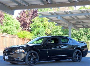 2012 Dodge Charger for sale at BAY AREA CAR SALES in San Jose CA