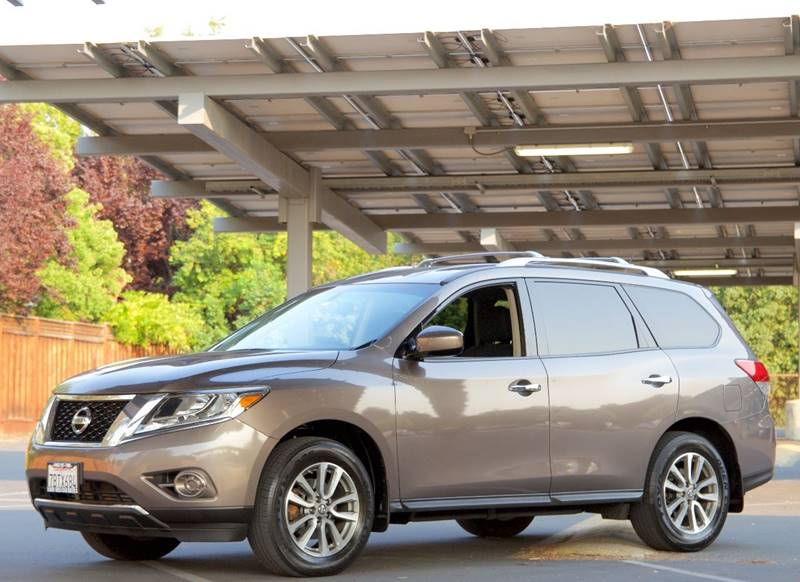 2013 Nissan Pathfinder SV In San Jose CA - BAY AREA CAR SALES
