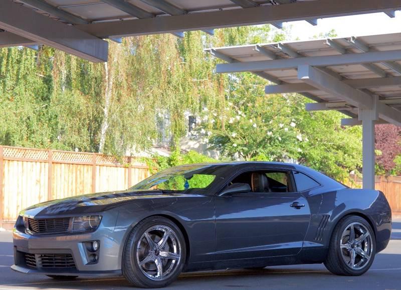 2010 Chevrolet Camaro Ss In San Jose Ca Bay Area Car Sales