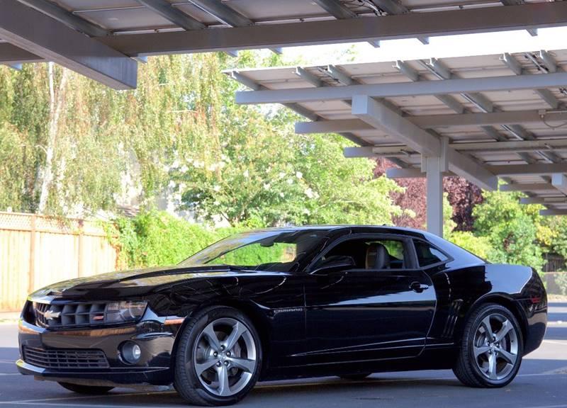 2013 Chevrolet Camaro for sale at BAY AREA CAR SALES in San Jose CA