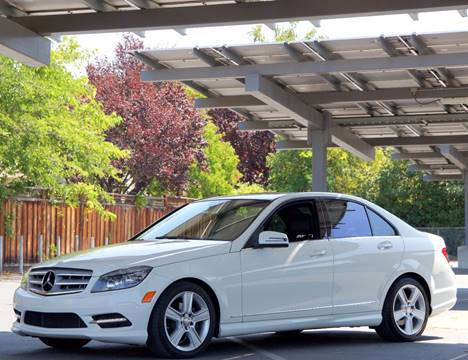 2011 Mercedes-Benz C-Class for sale at BAY AREA CAR SALES in San Jose CA