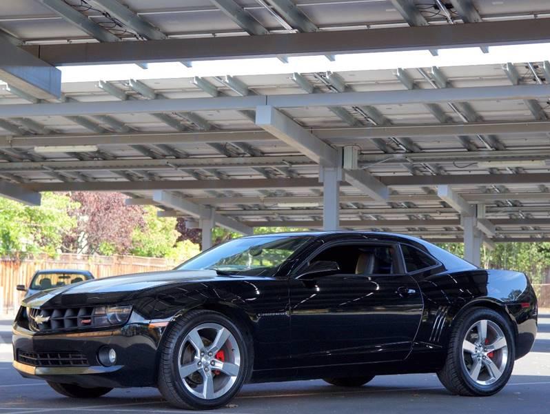 2010 Chevrolet Camaro for sale at BAY AREA CAR SALES in San Jose CA