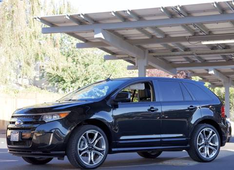 2011 Ford Edge for sale at BAY AREA CAR SALES in San Jose CA