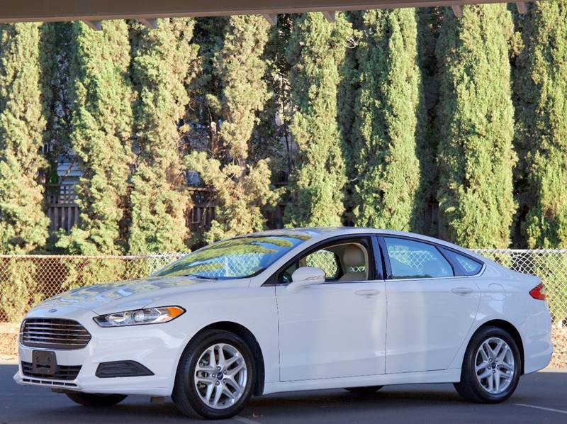 2013 Ford Fusion for sale at BAY AREA CAR SALES in San Jose CA