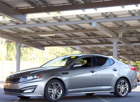 2013 Kia Optima for sale at BAY AREA CAR SALES in San Jose CA