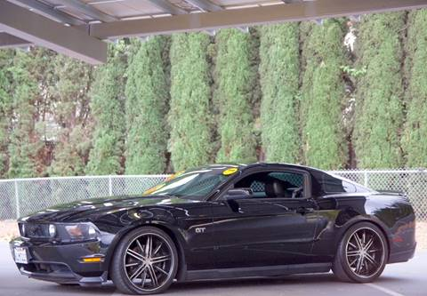 2010 Ford Mustang for sale at BAY AREA CAR SALES in San Jose CA