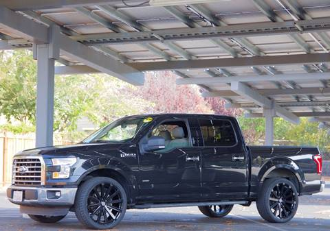 2015 Ford F-150 for sale at BAY AREA CAR SALES in San Jose CA