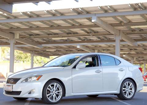 2011 Lexus IS 250 for sale at BAY AREA CAR SALES in San Jose CA