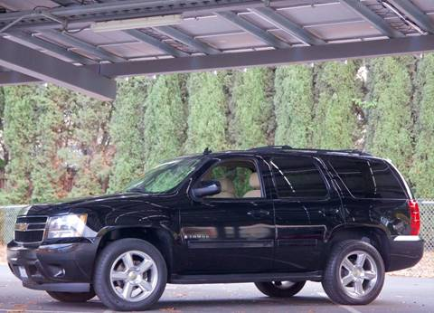 2009 Chevrolet Tahoe for sale at BAY AREA CAR SALES in San Jose CA