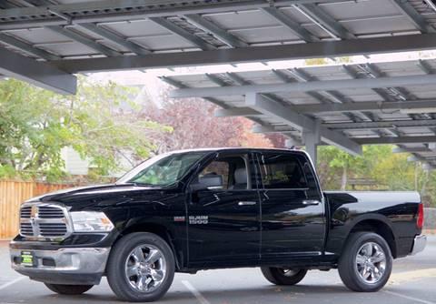2013 RAM Ram Pickup 1500 for sale at BAY AREA CAR SALES in San Jose CA