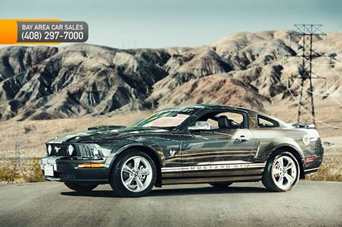 2009 Ford Mustang for sale at BAY AREA CAR SALES in San Jose CA