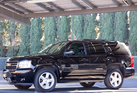 2007 Chevrolet Tahoe for sale in San Jose, CA