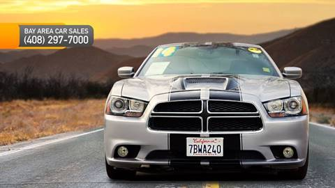 2014 Dodge Charger for sale at BAY AREA CAR SALES in San Jose CA