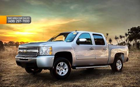 2010 Chevrolet Silverado 1500 for sale at BAY AREA CAR SALES in San Jose CA
