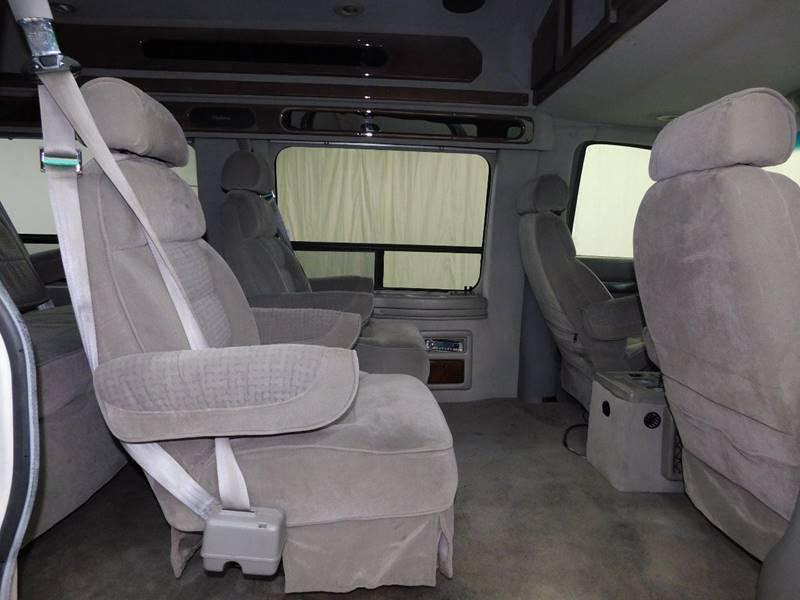 2002 Chevrolet G1500 Explorer Conversion Van - Philadelphia PA