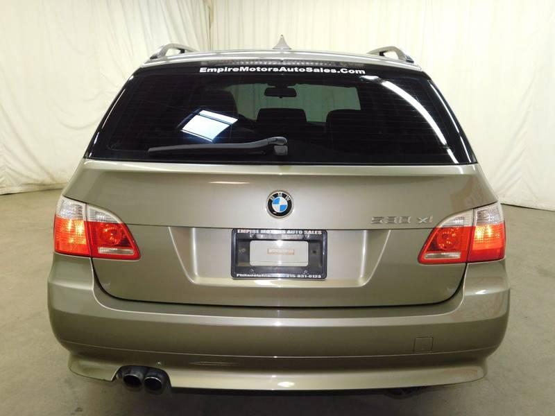 2006 BMW 5 Series AWD 530xi 4dr Wagon - Philadelphia PA