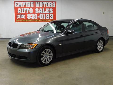 2006 BMW 3 Series for sale in Philadelphia, PA